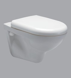 Cera Cordo White Ceramic Water Closet