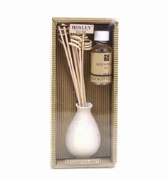 Ceramic Eucalyptus Mint Reed Diffuser With Oil