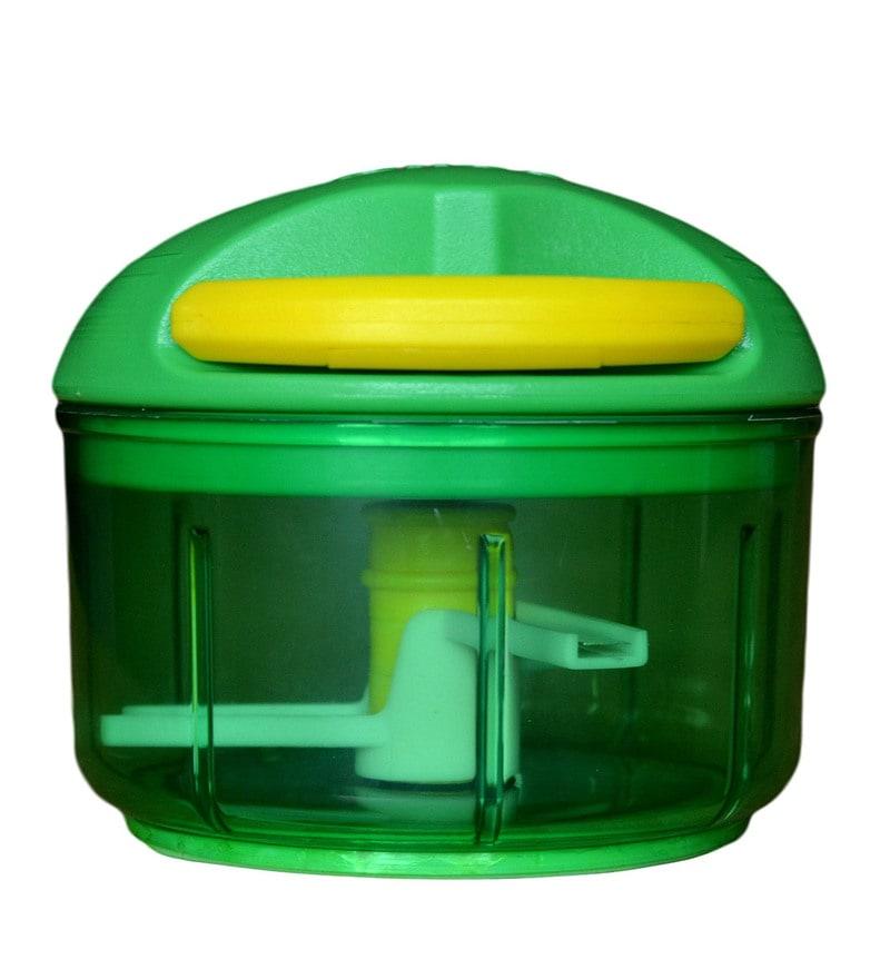 Cello Pull Cord Plastic Green Chopper