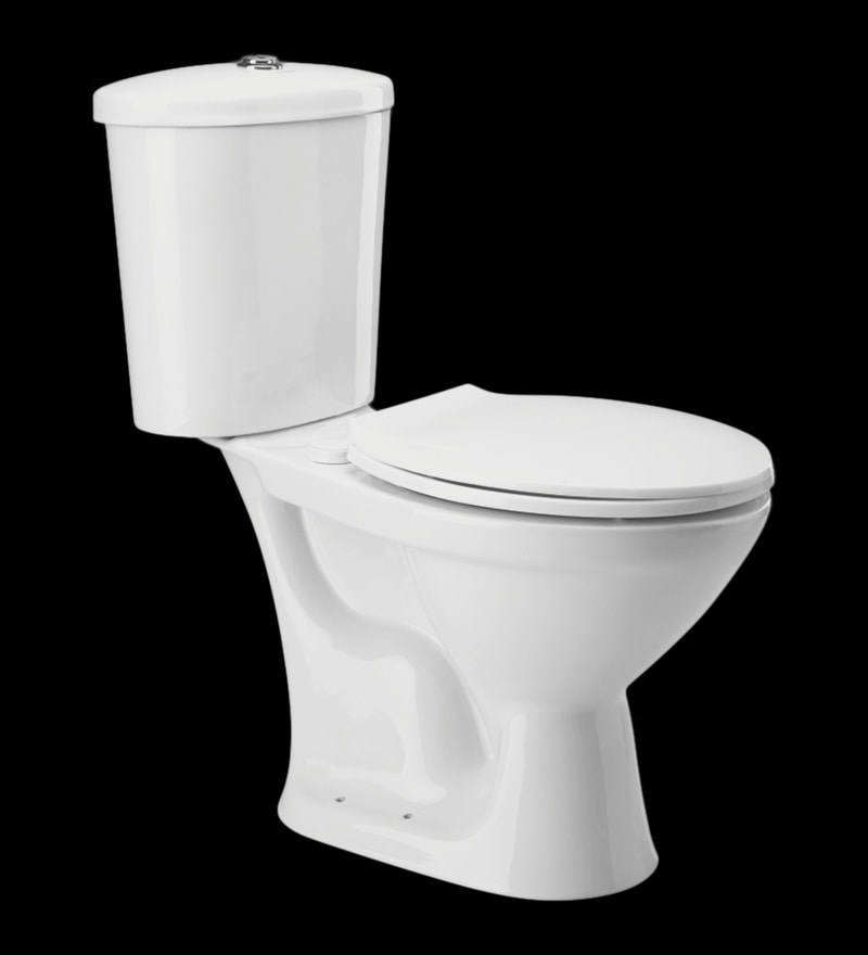 Cera Calibre Delux S Trap White Ceramic Water Closet
