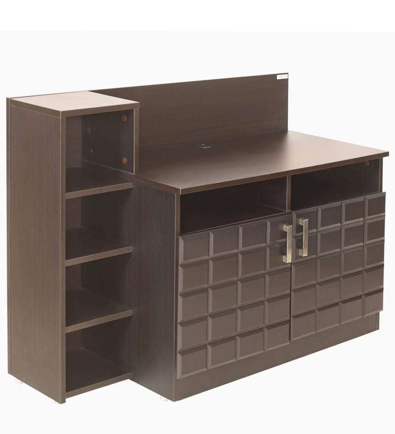 Buy Chocolate Entertainment Unit In Cola Rain Finish By
