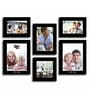 Che Collage Photo Frame in Black by CasaCraft