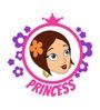 Princess Indumati Door Decal by Chipakk