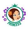 Chipakk Princess Indumati Door Decal