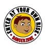 Chipakk Kalia Danger Zone Door Decal