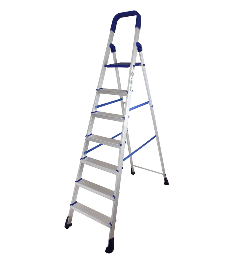 Cipla Plast 7 Step Home Pro 7.3 FT Ladder