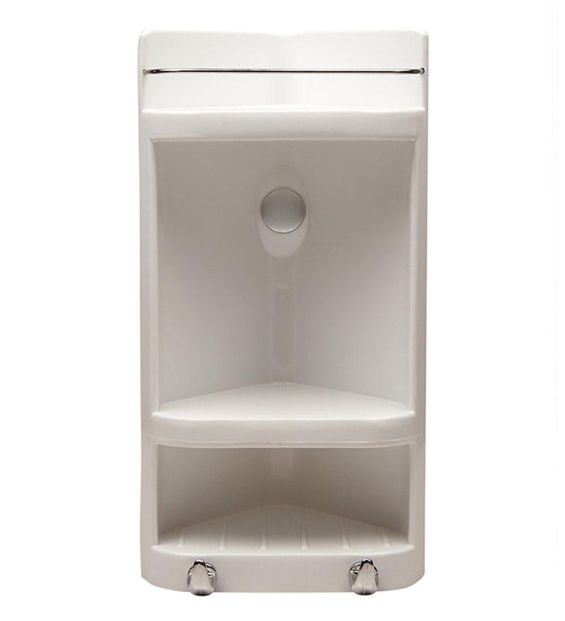 Cipla Plast White Plastic Bathroom Cabinet By Cipla Plast