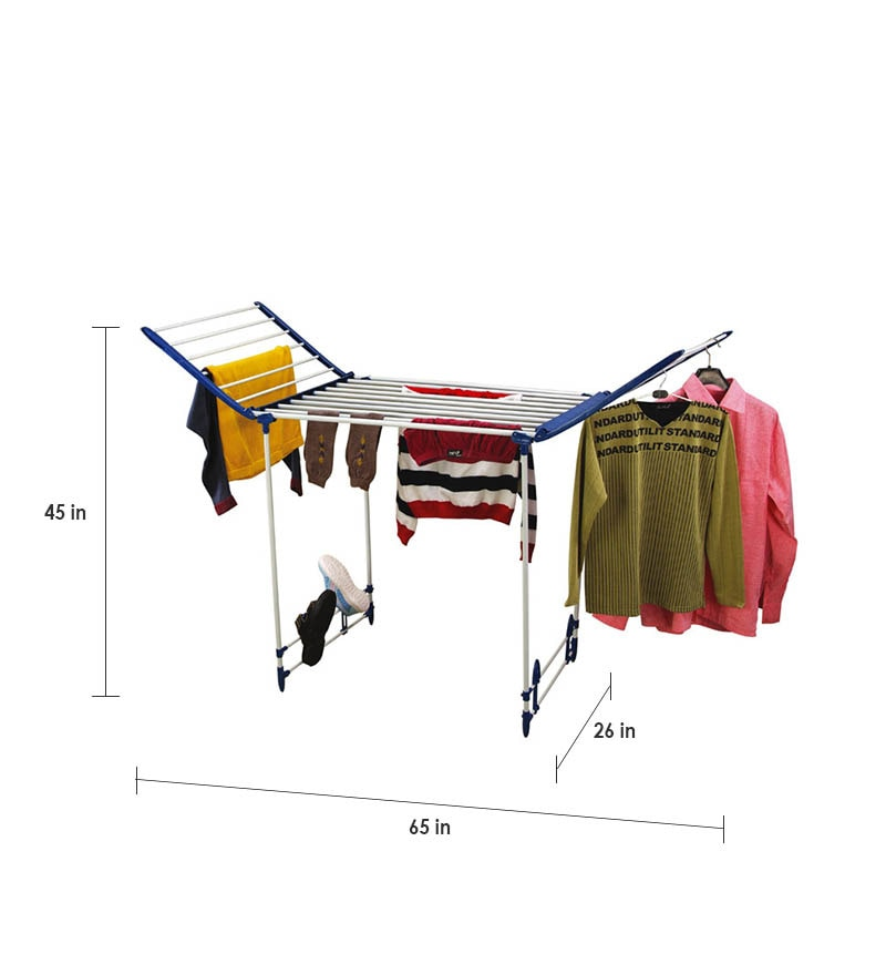 Cipla Plast Smart Steel Clothes Dryer