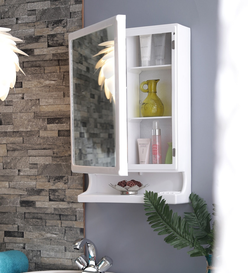 Buy Cipla Plast Galaxy Stainless Steel Bathroom Cabinet