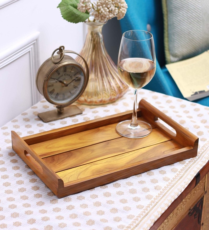 Clasicraft Roman Medium Wooden Tray