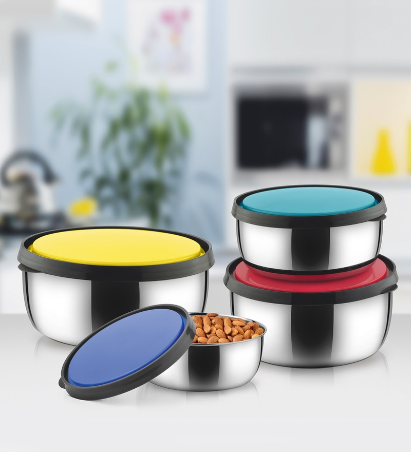 Classic Essentials Kivi Airtight Storage Container - Set of 4