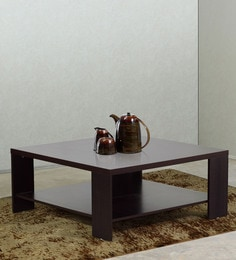 Coffee Table In Wenge Finish