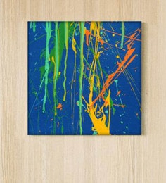 Cotton Canvas 48 X 1.5 X 48 Inch Abstract Framed Digital Art Print