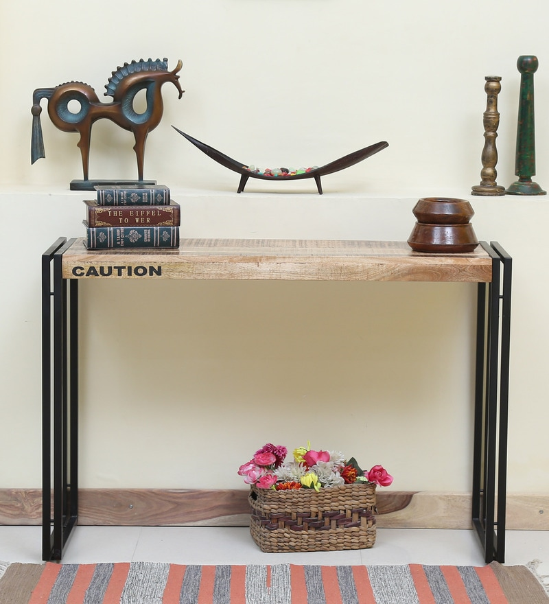 Buy Mulcoa Console Table by Bohemiana Online - Eclectic Console ...