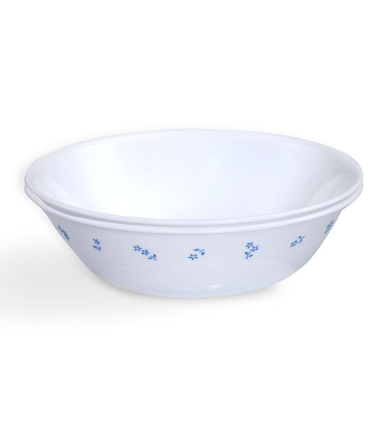Corelle Livingware Provincial Blue 2 Pcs 1Ltr Serving Bowl