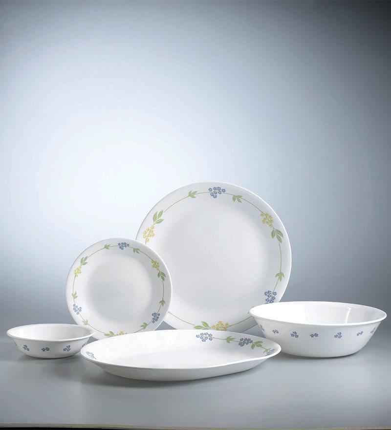 Corelle Livingware Secret Garden 57 Pcs Dinner Set by Corelle