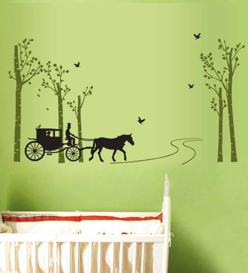 PVC Vinyl New Extra Large Wall Sticker by Cortina