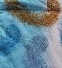 Multicolour Cotton Single Size Quilt by Cocobee