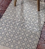 Multicolour Cotton 36 x 24 Inch Shuttle Area Rug by Contrast Living