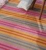 Contrast Living Multicolour Jute 60 x 36 Inch Sumak Area Rug