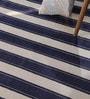 Contrast Living Multicolour Wool & Cotton 96 x 66 Inch Kilim Area Rug