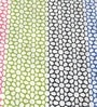 Cortina Multicolor Cotton Floral Double Bed Sheet Set (with Pillow Covers)