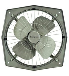 Crompton Greaves Trans Air 4 Blade 300Mm Grey Exhaust Fan