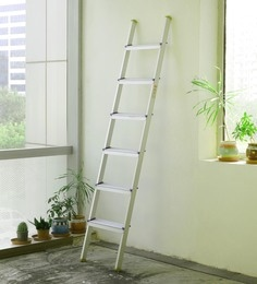 Crust Aluminium 6 Steps 6.8 Ft Straight Ladder