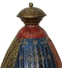 Dishitha Vase in Multicolour by Mudramark