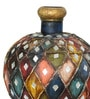 Dakini Vase in Multicolour by Mudramark
