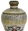 Chandak Vase in Multicolour by Mudramark
