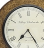 Wakelyn Wall Clock in Multicolour by Amberville