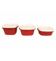 Cutting Edge Snap Tight Microwave Safe Air Tight Containers - Set Of 12