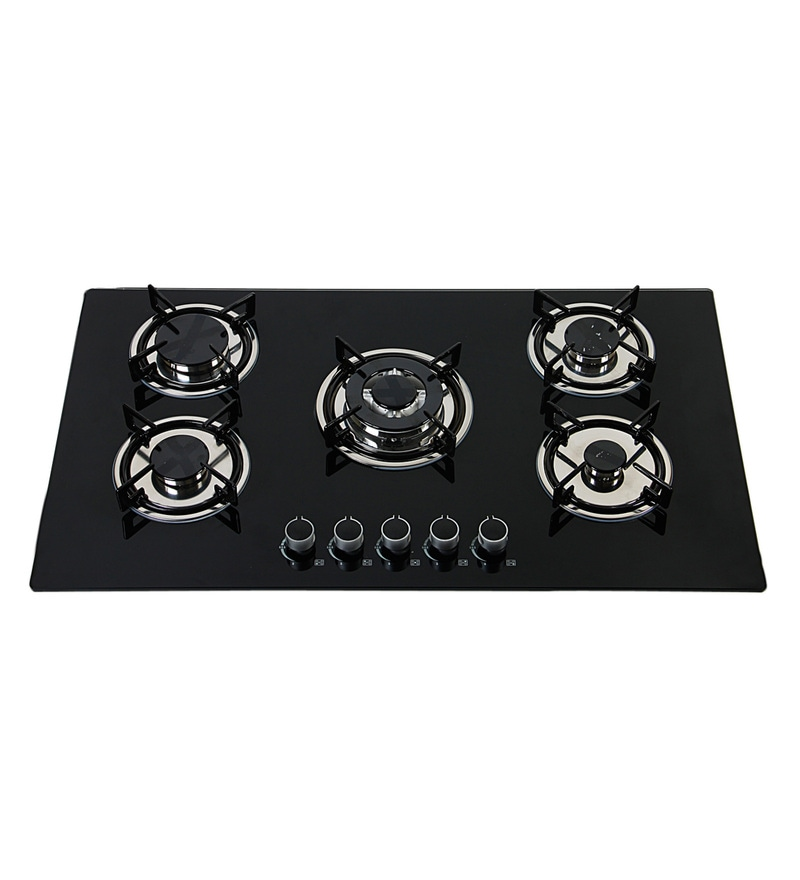 Cubix 1015 5-burner Auto-ignition Hob Cook Top