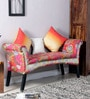 Jackson Settee in Multi-Color Finish by Bohemiana