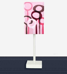 Bubble Wand Designed Table Lamp
