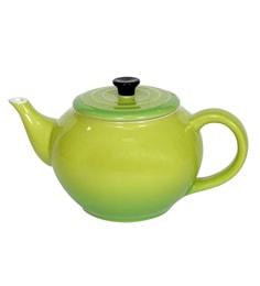 Devnow Tea Pot 1000 Ml Green Porcelain