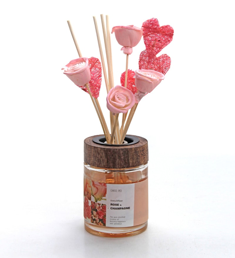 Rose Red Collection Diffusers by Decoaro