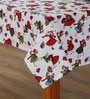 Decotrend Cotton Red Riding Hood Table Cloth