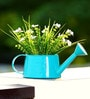 Deziworkz Garden Therapy Hanging Watering Can Turquoise