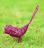 Sparrow Wired Birdie Purple by Deziworkz
