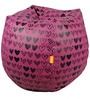 Digital Printed Bean Bag Cover (No Beans) by Orka