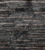 Black Polyester 60 x 35 Inch Crest Area Rug by Divine