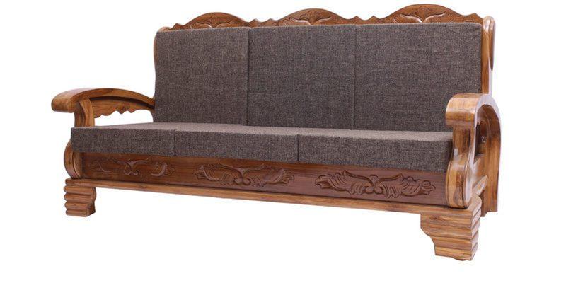 Teak Wooden Sofa ~ Teakwood sofa teak wood designs luxury style wooden