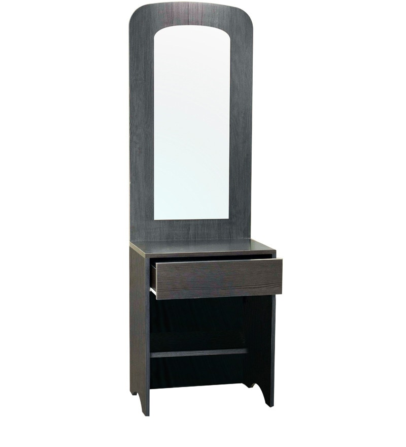 Buy dressing table in wenge finish by pine crest online dressing tables dressing tables - Dressing wenge ...