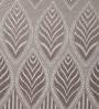 Grey Poly Cotton 48 x 84 Inch Door Curtains - Set of 2 by Dreamscape