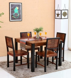 7aa8f108ea Dining Table Set: Buy Dining Sets Online at Best Price in India ...