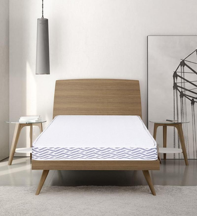 d672bcd12 Dual Sense Single Bed Reversible 75x36x6 Inch Foam Mattress by Sleep Sutraa
