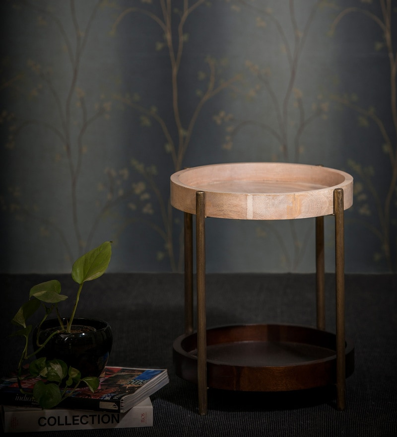 Durante End Table  by Bohemiana