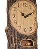 Multicolour Teak Wood 10 x 22.5 Inch Cuckoo Clocks by E-Studio